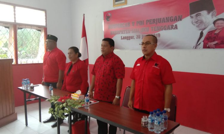 Konfercab PDI - Perjuangan Malra