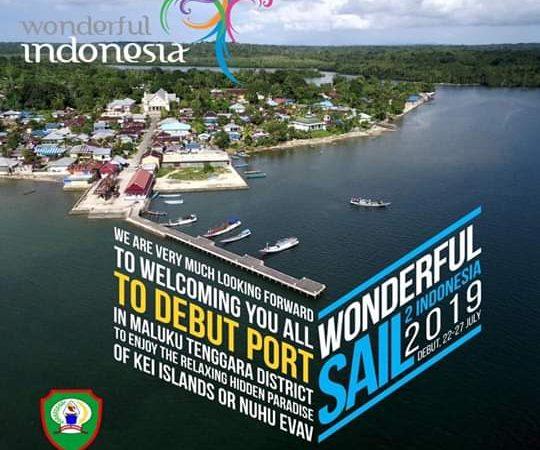 Wonderful Sail Debut 2019