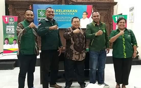 Empat Anggota DPRD Malra dari PKB