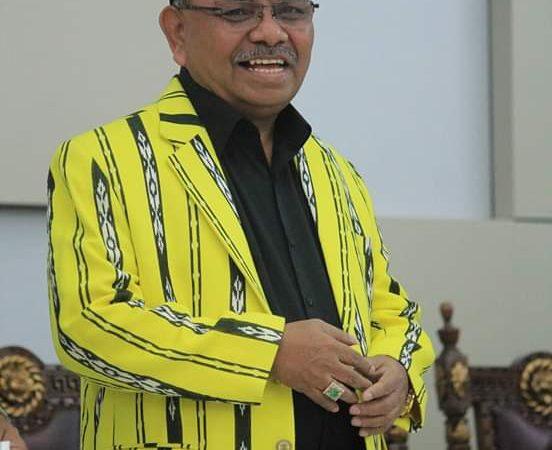 Wabup Malra, Ir.Petrus Beruatwarin, M.Si