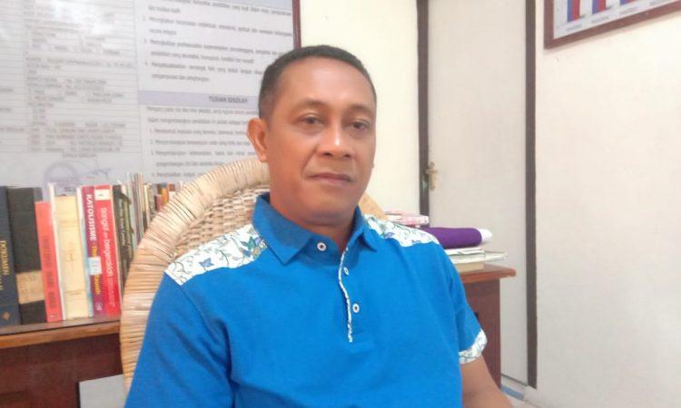 Pastor Luky Kelbulan, Pr