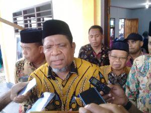 Walikota Tual, Adam Rahayaan, S.A.g