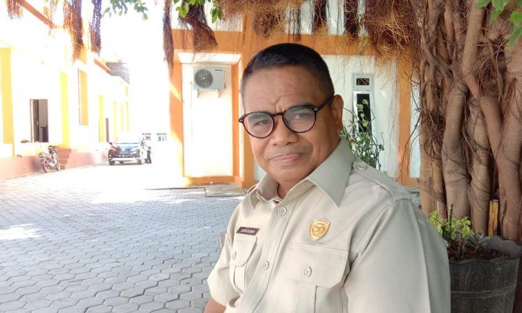 Ketua Pansus LKPJ DPRD Kota TUal, Ir. Yakob Silubun