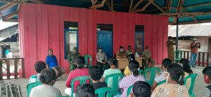 pembagian blt dana desa tahap II Ohoi Warbal