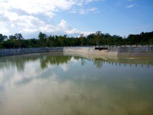 Ini Mega Proyek Balai Sungai Maluku di Kota Tual yang merusak situs Sejarah Rat Magrib