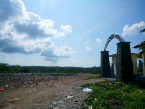Ini lokasi lahan TPA Pemkot Tual dua hektare