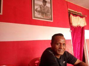 Wakil Ketua Bappilu DPC PDI – Perjuangan Kota Tual, Hendrik Watubun