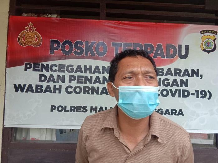 Kasat Serse Polres Tual, IPTU Hamin Sioumpu