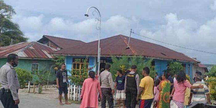 dua kelompok pemuda di Ohoi Selayar dan Namar terlibat konflik