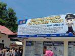 Kapolda Maluku resmikan Pos Pelayanan Terpadu Polres Tual