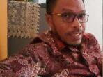 Ketua DPRD Kota Tual, Hasan Syarifudin Borut, SE