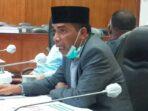 Juru Bicara Fraksi PKS DPRD Maluku, Amir Rumra, S.Pi, M.S.i