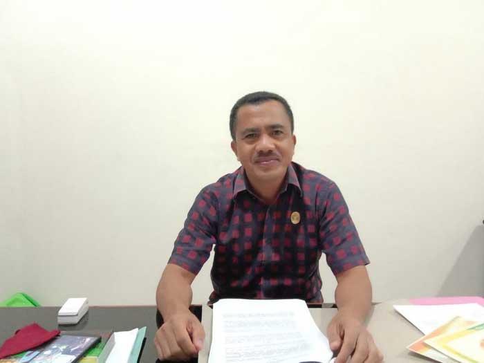 Kepala Dinas Pemberdayaan Masyarakat dan Desa ( PMD ) Kota Tual, Gufroni Rahanyamtel ketika dikonfirmasi tualnews.com, Kamis ( 10/12/2020 ).