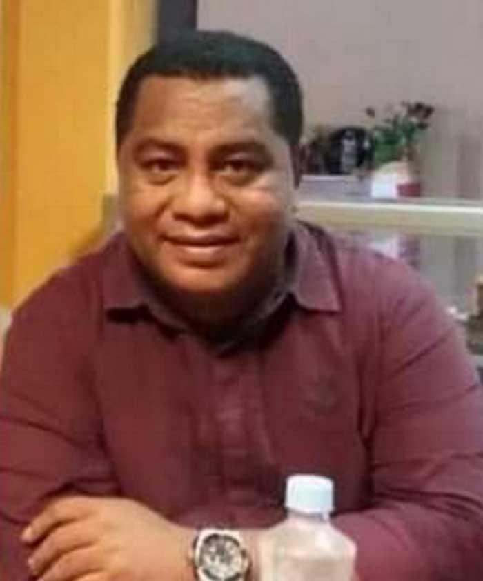 Ketua Fraksi PDI – Perjuangan DPRD Propinsi Maluku, Benhur G. Watubun, kepada tualnews.com, di Kantor DPRD Maluku, Rabu ( 23/12/2020 )
