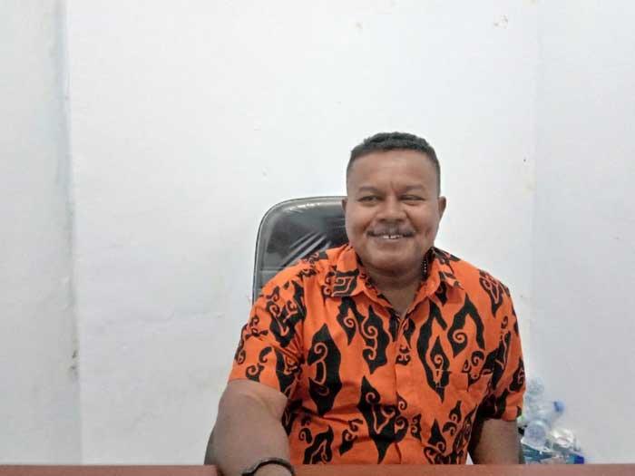 Penjabat Kepala Desa Taar, Jan M.E. Tallaud, ketika dikonfirmasi tualnews.com.