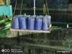 Polres-Tual-gagalkan-penyelundupan-ratusan-liter–sopi-diatas-KM-Inti-Mulia