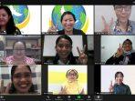 Kegiatan perkenalan IWPG kepada NGO (Non Government Organization) yang diselenggarakan melalui media zoom, Jumat ( 08/01/2021 ) mengajak kaum perempuan sebagai pelopor perdamaian dunia.