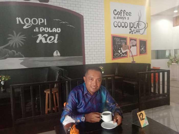 Kuasa Hukum Kepala Dinas Pendidikan Kabupaten Maluku, Lopianus Ngabalin, S.H,