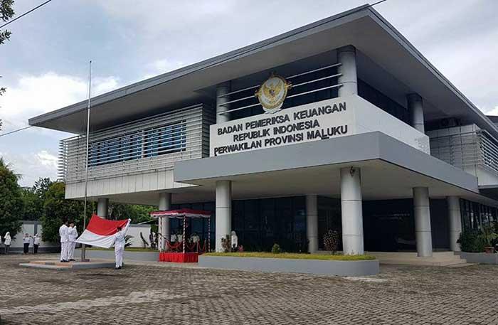 Kantor BPK RI Perwakilan Maluku