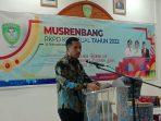 Ketua panitia Musrengbang Kota Tual 2022