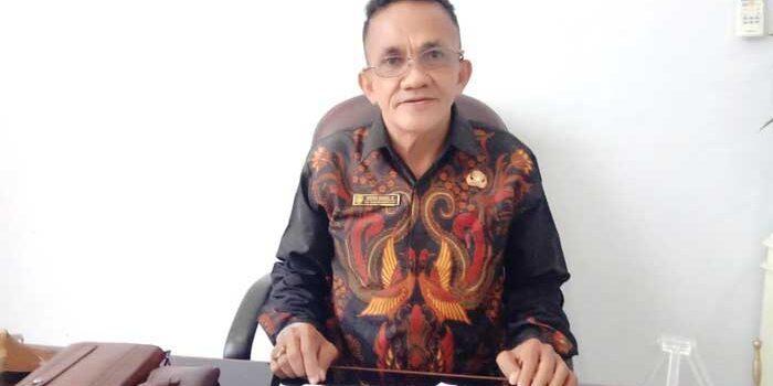 Kadis Capil Kota Tual, Ongen Bakri Kabalmay, kepada tualnews.com