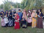 Kegiatan lomba baca Al-Qur'an dan MHQ yang diselenggarakan, Hasyim Rahayaan, SH, dikediamanya Dusun Mangon, sejak tanggal 03 Mei 2021, akhirnya resmi ditutup, Minggu ( 09/5/2021 )